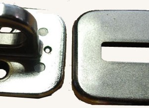 Anchor Pad Kit in Pieces  by pos-security.net
