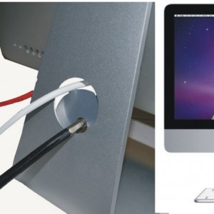 Apple iMac Kit Cable Solution By pos-security.net
