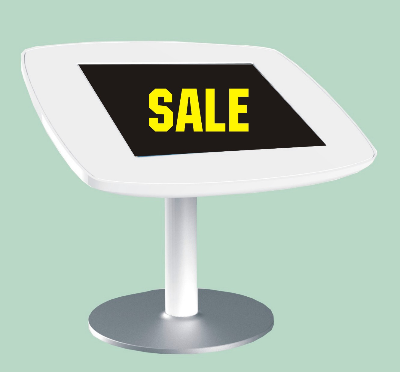 White Green Right SALE by pos-security.net